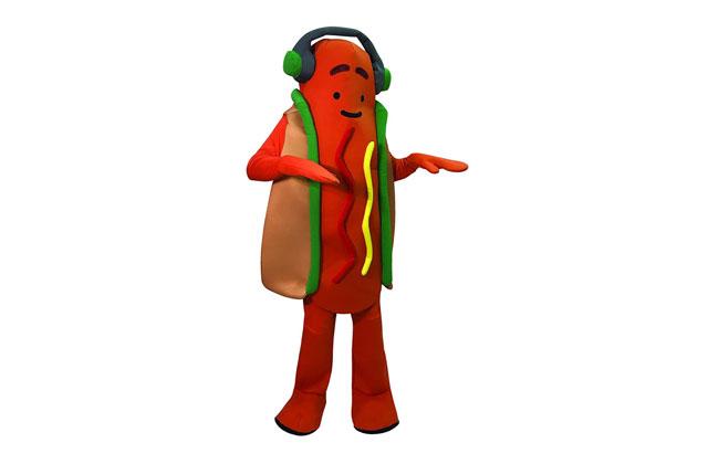 Qui veut se déguiser en hot-dog dansant de Snapchat?