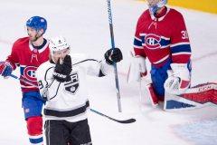 Kings 4 – Canadien 0 : retour à la réalité