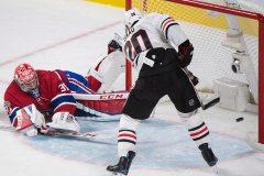 Blackhawks 3 – Canadien 1 (pointage final)