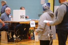 Élections: taux de participation de 42,46% à Montréal