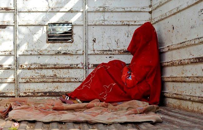Inde: une femme affirme avoir été violée par 40 hommes pendant quatre jours
