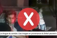 Non, une nouvelle drogue ne peut pas vous transformer en «zombie cannibale»
