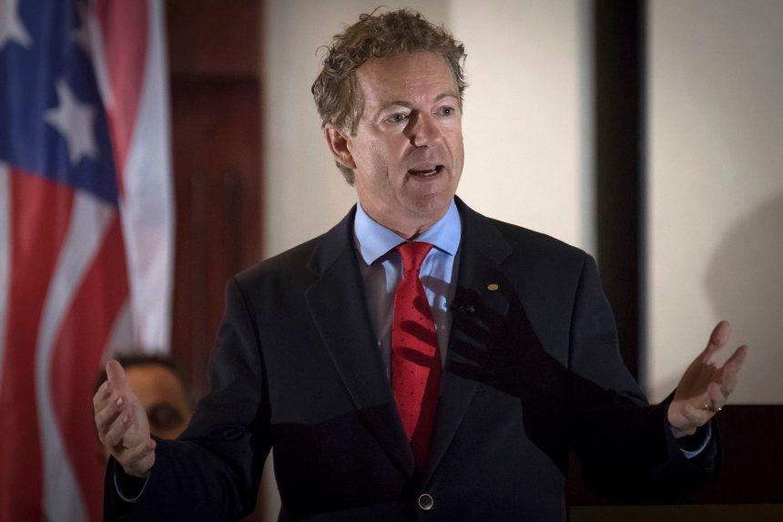Le sénateur américain Rand Paul est agressé chez lui