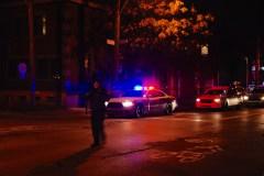 Une personne atteinte par balle dans Rosemont