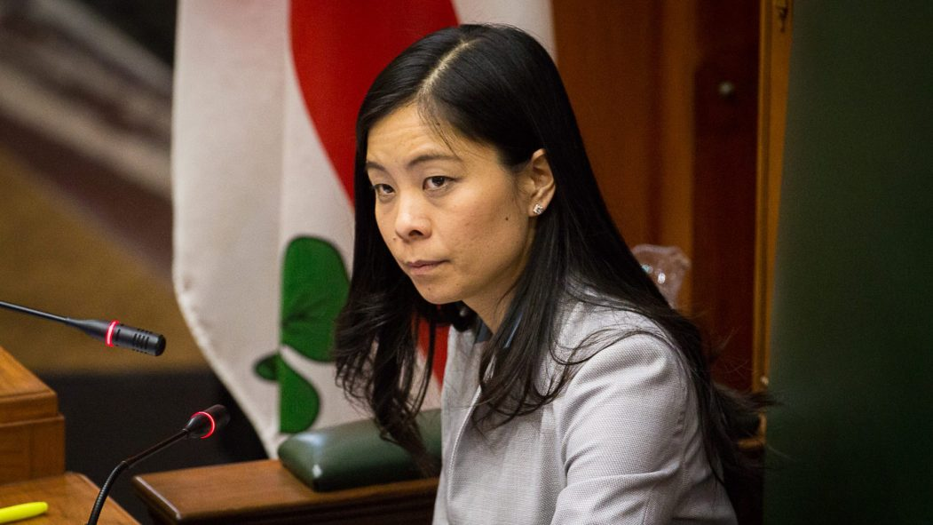diversité Cathy Wong