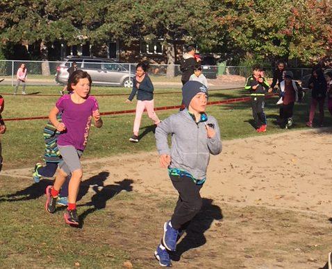 Des élèves courent 660 km