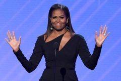Michelle Obama accueillie en vedette à Montréal