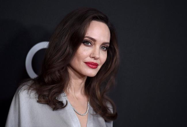 Angelina Jolie au sommet du maintien de la paix