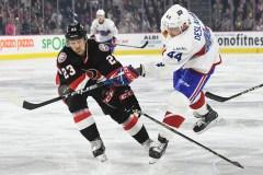 Ligue américaine: le Rocket de Laval s'incline 4-2 face au Crunch
