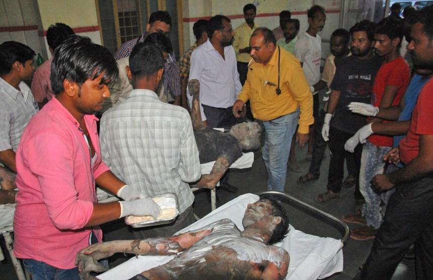Une explosion fait 16 morts en Inde