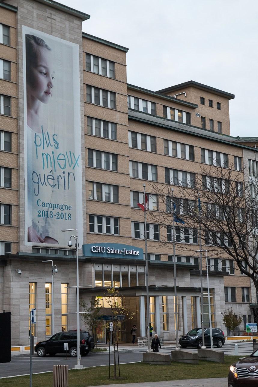 CHU Sainte-Justine: Innover en résidence