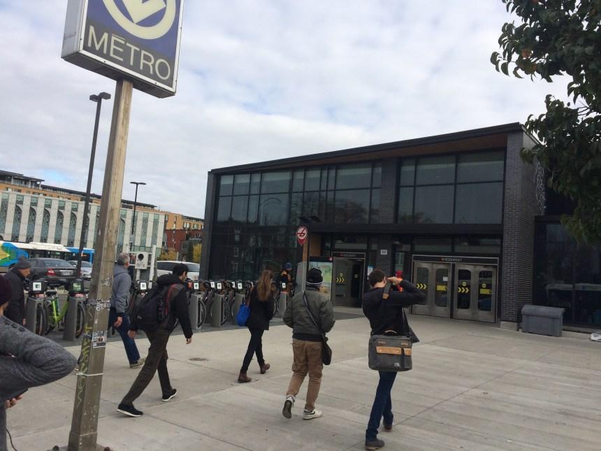 Retards pour les logements au-dessus de la station Rosemont