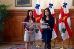 Cathy Wong, présidente du conseil municipal, rejoint Projet Montréal
