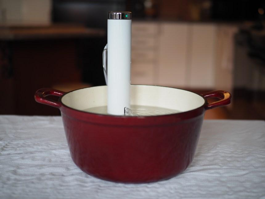 Essai de Joule: la cuisson sous vide perfectionnée