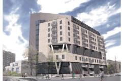 Logements sociaux: Montréal injecte 4 M$ pour soutenir le projet d'Hapopex