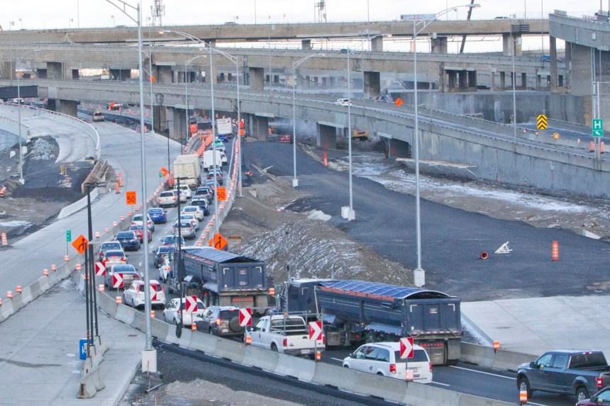 1G$ investis dans la réfection des routes de Montréal