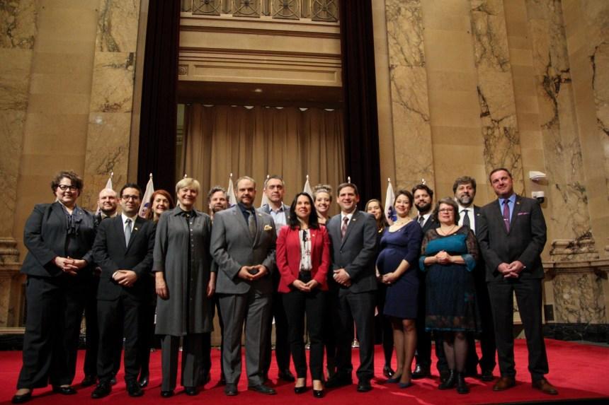 Valérie Plante présente un comité exécutif paritaire mais peu diversifié