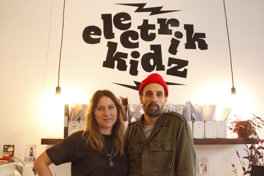 Electrik Kidz: Des vêtements uniques pour enfants conçus dans Hochelaga