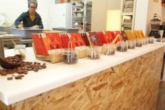 Une fabrique de chocolat qui fait voyager