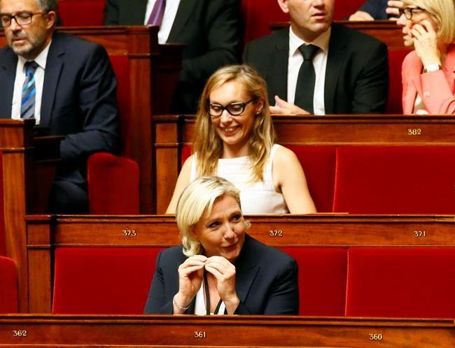 L'immunité parlementaire de Marine Le Pen levée