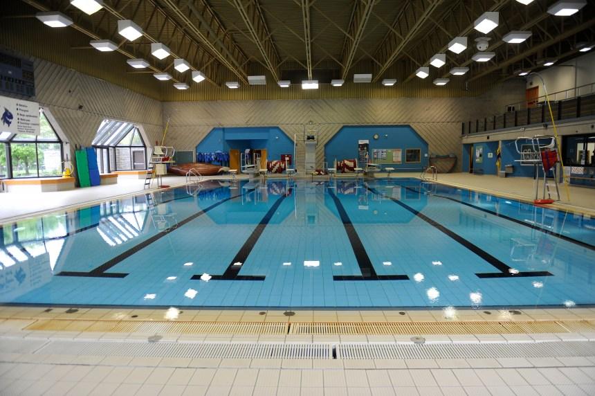 Fermeture partielle de la piscine Sophie-Barat