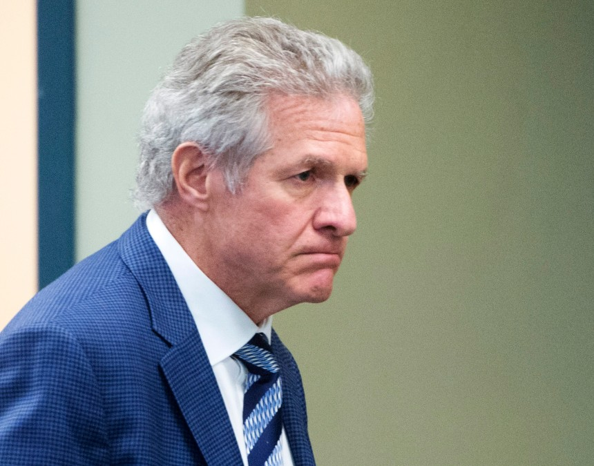 Accurso: un autre chef d'accusation est retiré
