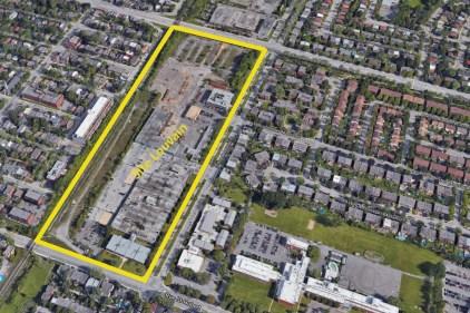 Montréal s'engage dans le développement du site Louvain