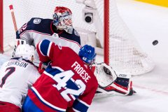 Blue Jackets 2 – Canadien 1 : un point arraché
