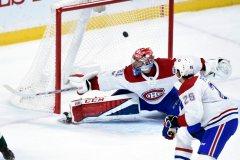 Canadien 3 – Wild 6 : soirée difficile