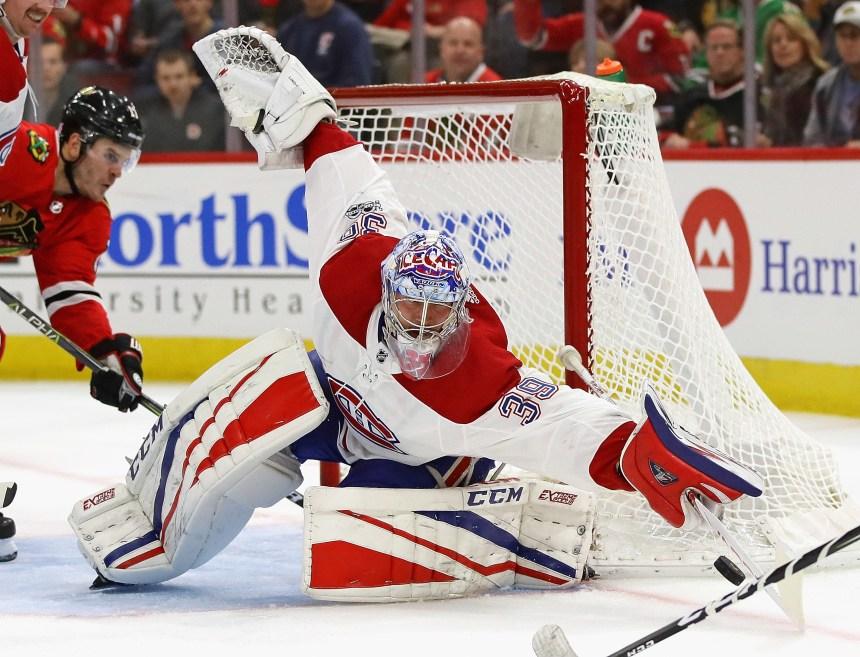 Canadien 2 – Blackhawks 0 : victoire signée Lindgren