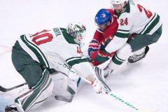 Wild 3 –Canadien 0 : la séquence prend fin