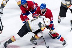 Golden Knights 2 – Canadien 3 : trois de suite