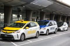 Québec débourse 350 000$ pour écrire «Bonjour» sur les taxis montréalais