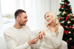 La journée la plus populaire de 2017 pour demander quelqu'un en mariage