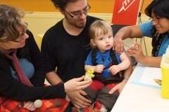 La vaccination contre la grippe à LaSalle