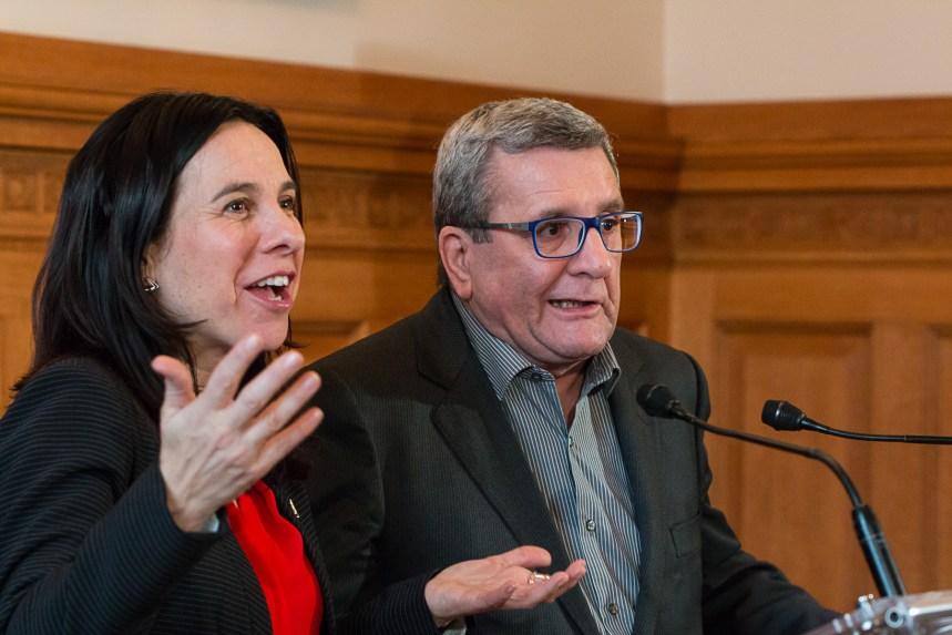 SPVM: Valérie Plante demande à Régis Labeaume de se mêler de ses affaires