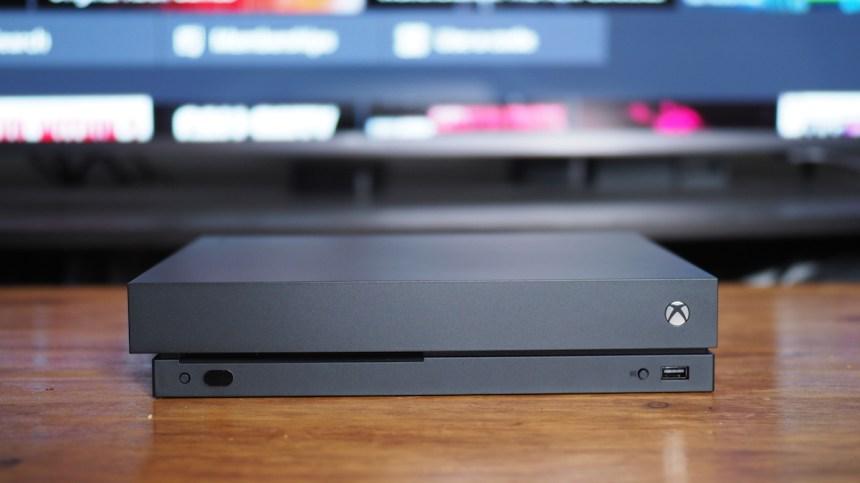 Essai de la Xbox One X en 10 points