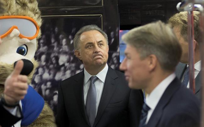 Coupe du monde: la FIFA défend la Russie