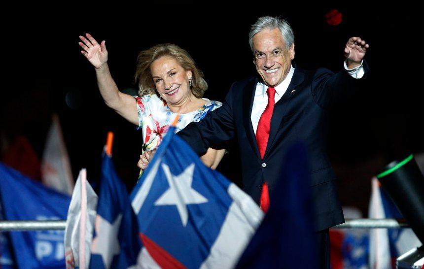 Sebastian Pinera revient au pouvoir au Chili