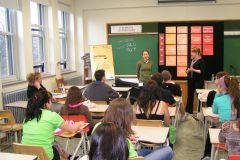 Sensibiliser les adolescents à la dépression, une école à la fois