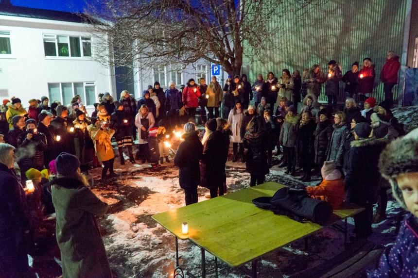 30% des Islandaises ont été attaquées par un homme