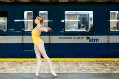 Les lignes du ballet
