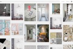 Oeuvres d'art surdimensionnées et terrazzo, les dix tendances déco 2018 de Pinterest