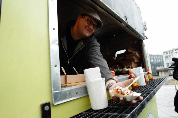 Montréal modifie le règlement sur la cuisine de rue
