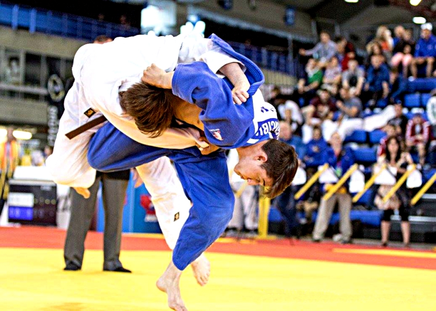 La Coupe Canada de judo de retour au complexe Claude-Robillard