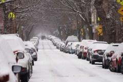 Chutes de neige au Québec vendredi