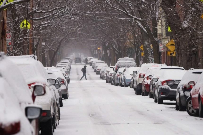 Une autre tempête s'approche du Québec
