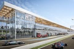 60M$ pour la rénovation des paddocks du circuit Gilles-Villeneuve
