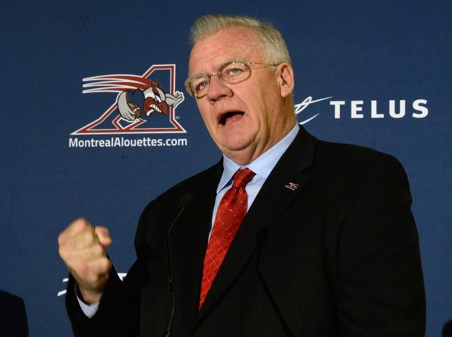 Alouettes: Sherman annonce ses couleurs
