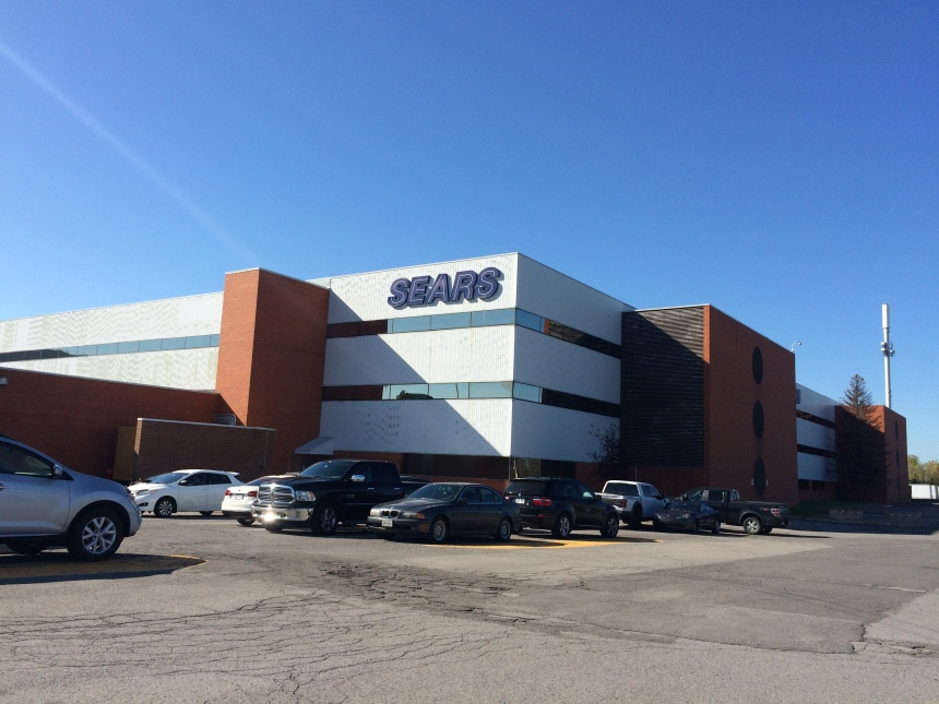 L'entrepôt de Sears aurait preneur